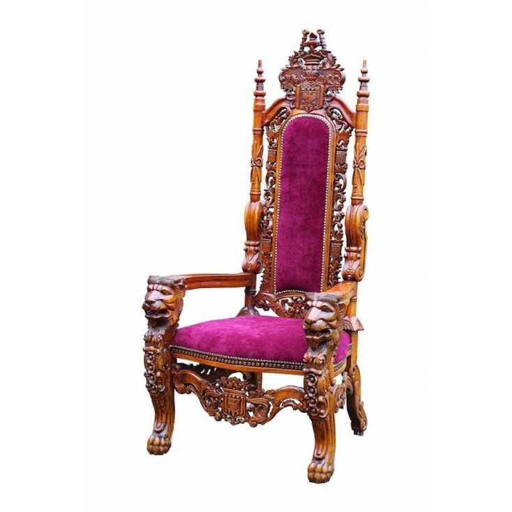 The Kings Chair Home Smithers of Stamford £ 890.00 Store UK, US, EU, AE,BE,CA,DK,FR,DE,IE,IT,MT,NL,NO,ES,SE