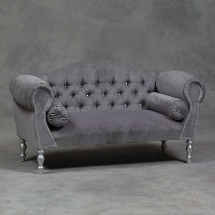 Grey Chaise Sofa Home Smithers of Stamford £ 675.00 Store UK, US, EU, AE,BE,CA,DK,FR,DE,IE,IT,MT,NL,NO,ES,SE