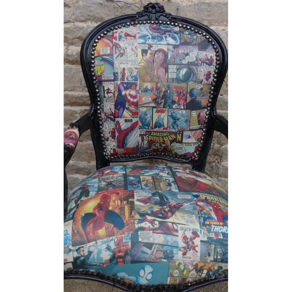 Spiderman Upholstered Chair Spiderman Chair