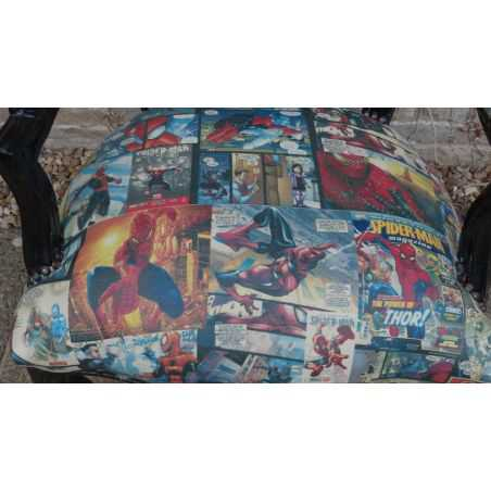 Spiderman Chair Smithers Archives Smithers of Stamford £ 465.00 Store UK, US, EU, AE,BE,CA,DK,FR,DE,IE,IT,MT,NL,NO,ES,SE