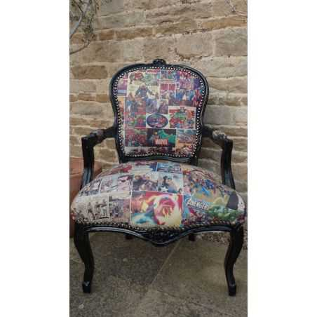 Comic Chair Smithers Archives Smithers of Stamford £ 186.00 Store UK, US, EU, AE,BE,CA,DK,FR,DE,IE,IT,MT,NL,NO,ES,SE