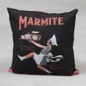 Vintage Style Marmite Cushion