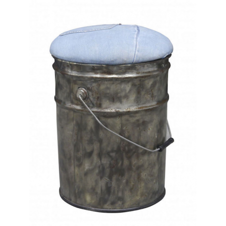 Denim Stool Smithers Archives Smithers of Stamford £ 90.00 Store UK, US, EU, AE,BE,CA,DK,FR,DE,IE,IT,MT,NL,NO,ES,SE