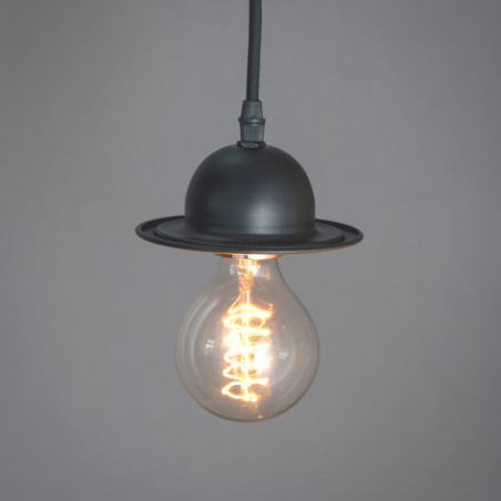 Bowler Hat Pendant Light Smithers Archives Smithers of Stamford £ 65.00 Store UK, US, EU, AE,BE,CA,DK,FR,DE,IE,IT,MT,NL,NO,ES,SE