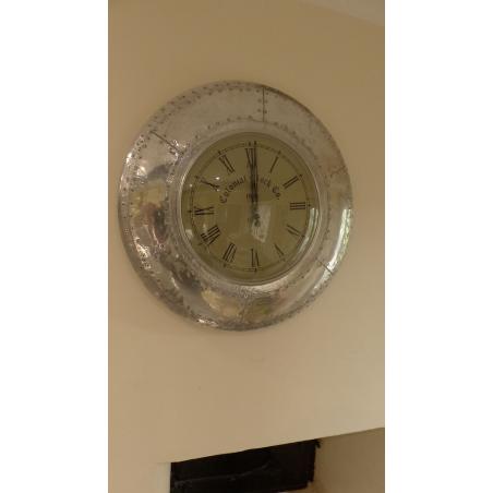 Vintage Aviator Clock Home Smithers of Stamford £ 168.00 Store UK, US, EU, AE,BE,CA,DK,FR,DE,IE,IT,MT,NL,NO,ES,SE