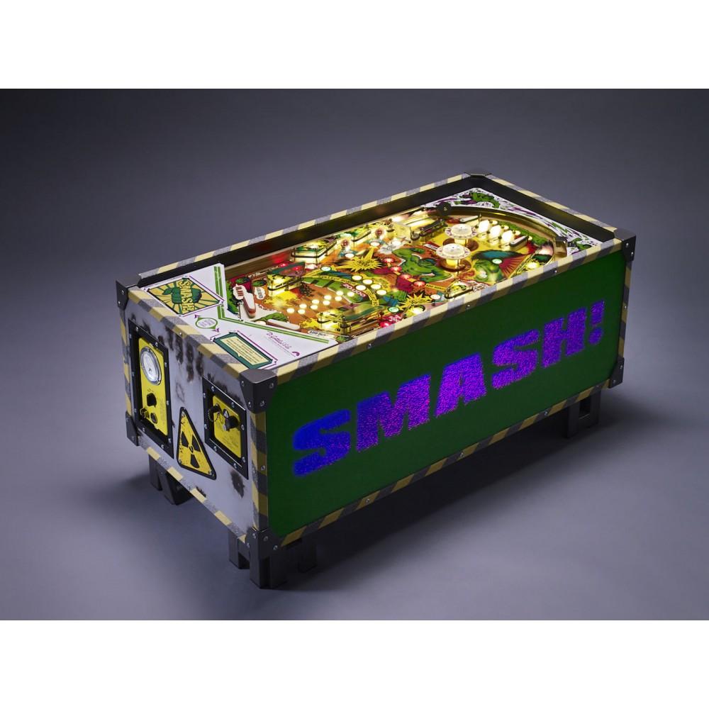Hulk smash pinball coffee table the incredible hulk furniture next geotapseo Image collections