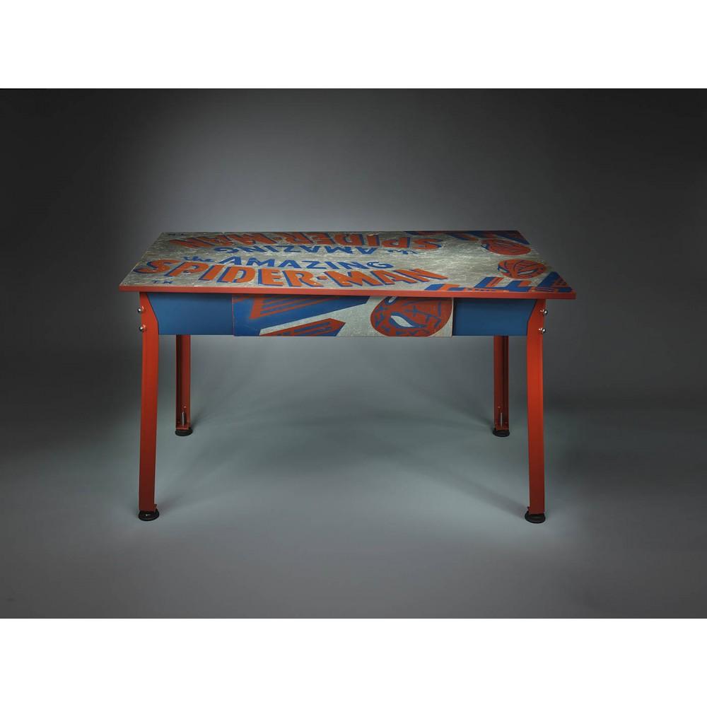 Spiderman Desk Furniture Marvel Comics Pinball Machine