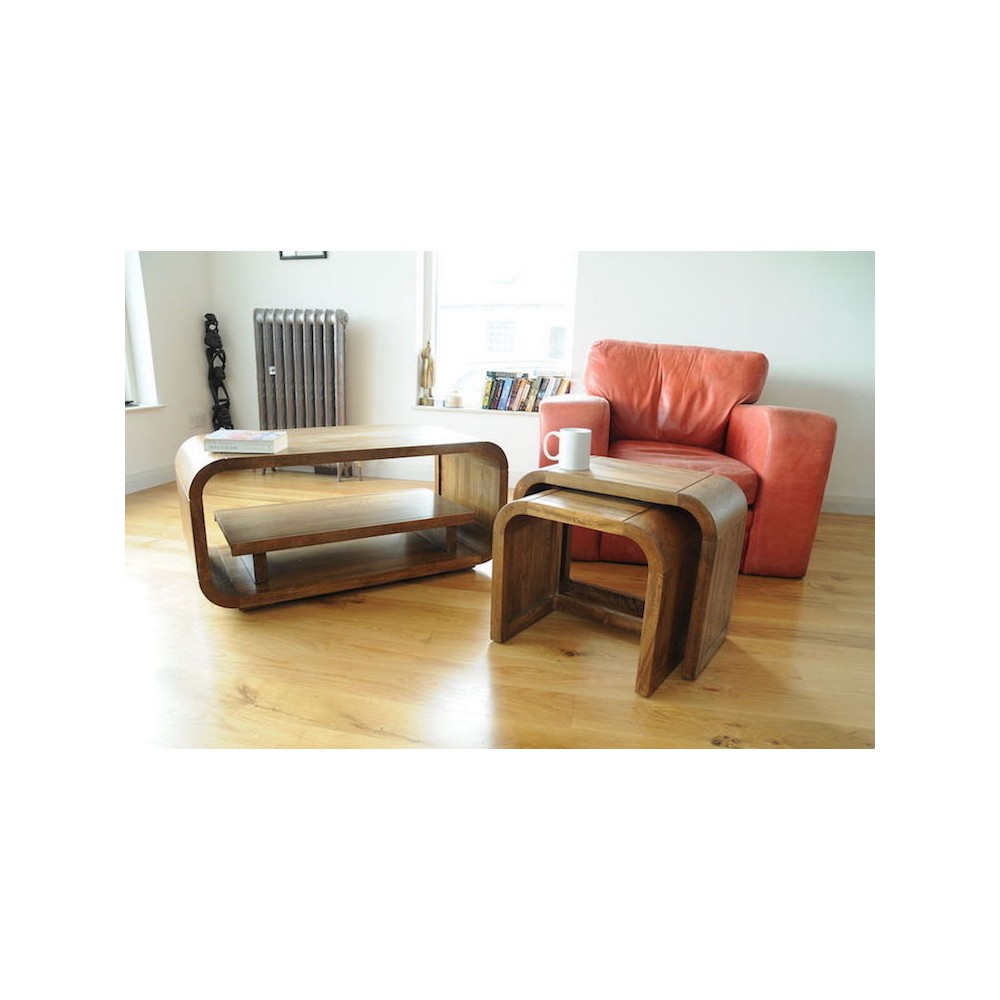 swedish retro coffee table handmade high quality say no more