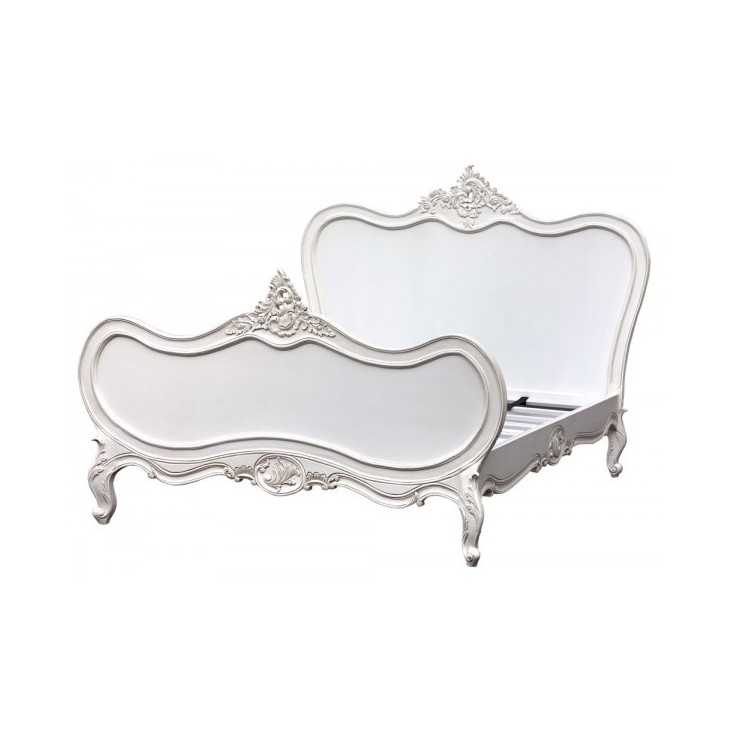 French Style Boudoir Provence Range King Bed Smithers Archives Smithers of Stamford £ 1,056.00 Store UK, US, EU, AE,BE,CA,DK,...
