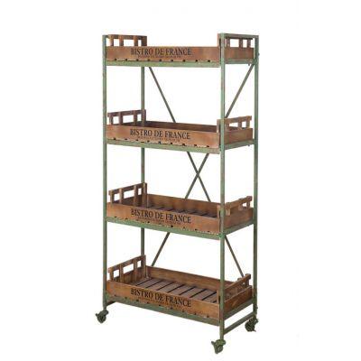 Crate Rack