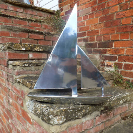 Aluminium Sailing Boat Smithers Archives Smithers of Stamford £ 97.00 Store UK, US, EU, AE,BE,CA,DK,FR,DE,IE,IT,MT,NL,NO,ES,SE