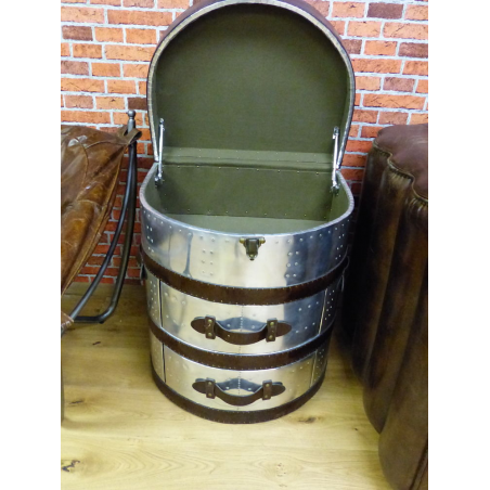 Mohawk Aviation Trunk Home Smithers of Stamford £ 992.00 Store UK, US, EU, AE,BE,CA,DK,FR,DE,IE,IT,MT,NL,NO,ES,SE