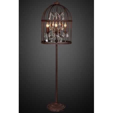 Bird Cage Lamp Home Smithers of Stamford £ 630.00 Store UK, US, EU, AE,BE,CA,DK,FR,DE,IE,IT,MT,NL,NO,ES,SE