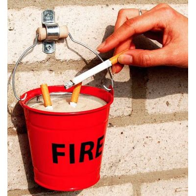 Fire Ashtray