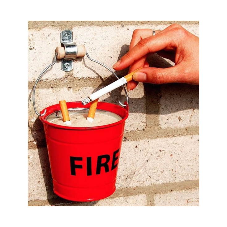 Fire Ashtray Home £ 10.00 Store UK, US, EU