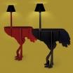 Ostrich Console Home £ 900.00 Store UK, US, EU