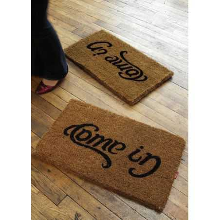 Come in Doormat Smithers Archives Smithers of Stamford £ 30.00 Store UK, US, EU, AE,BE,CA,DK,FR,DE,IE,IT,MT,NL,NO,ES,SE