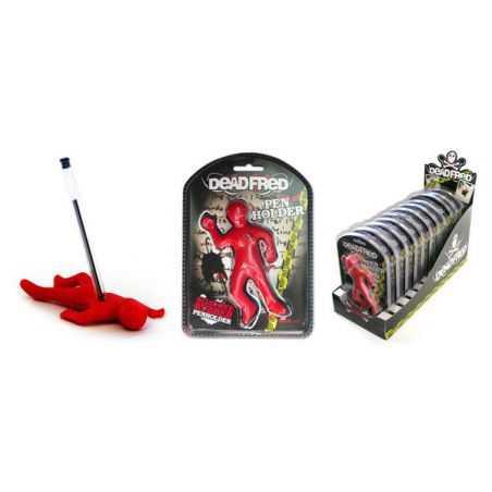 Drop Dead Fred Pen Holder Retro Gifts SUCK UK £7.00 Store UK, US, EU, AE,BE,CA,DK,FR,DE,IE,IT,MT,NL,NO,ES,SE