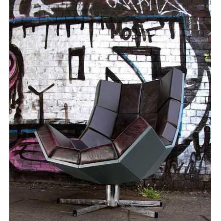 Villain Chair Smithers Archives  £ 4,500.00 Store UK, US, EU, AE,BE,CA,DK,FR,DE,IE,IT,MT,NL,NO,ES,SE