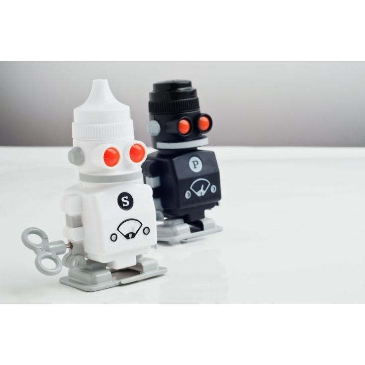 Salt Pepper Robot