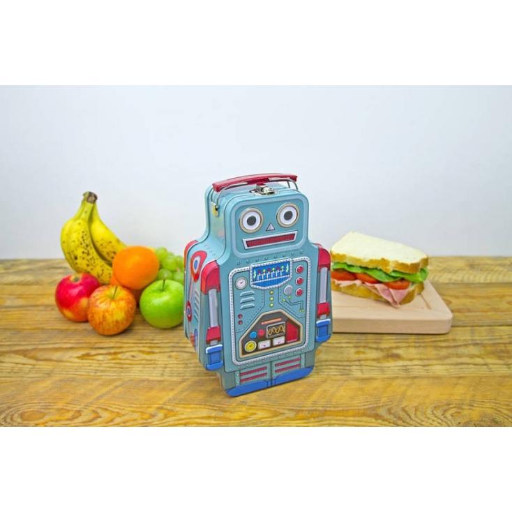 Robot Lunch Bot