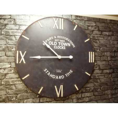 Old Town Clock Home Smithers of Stamford £ 157.00 Store UK, US, EU, AE,BE,CA,DK,FR,DE,IE,IT,MT,NL,NO,ES,SE
