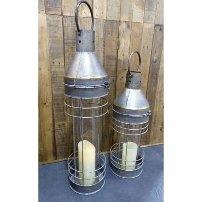 Industrial Lantern Home Smithers of Stamford £ 85.00 Store UK, US, EU, AE,BE,CA,DK,FR,DE,IE,IT,MT,NL,NO,ES,SE