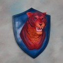 Tiger Bomb Head
