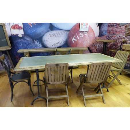 Arkwright Urban Dining Table Home Smithers of Stamford £ 1,365.00 Store UK, US, EU, AE,BE,CA,DK,FR,DE,IE,IT,MT,NL,NO,ES,SE