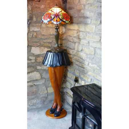 Ballerina Lamp Stand Home Smithers of Stamford £ 158.00 Store UK, US, EU, AE,BE,CA,DK,FR,DE,IE,IT,MT,NL,NO,ES,SE