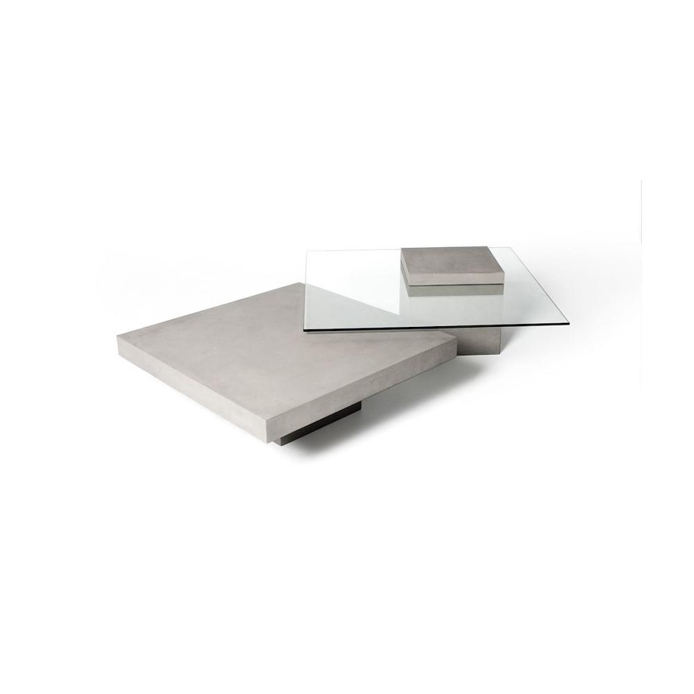 Concrete Coffee Table Modern Retro Lyon Beton 680 00 Uk Us Eu