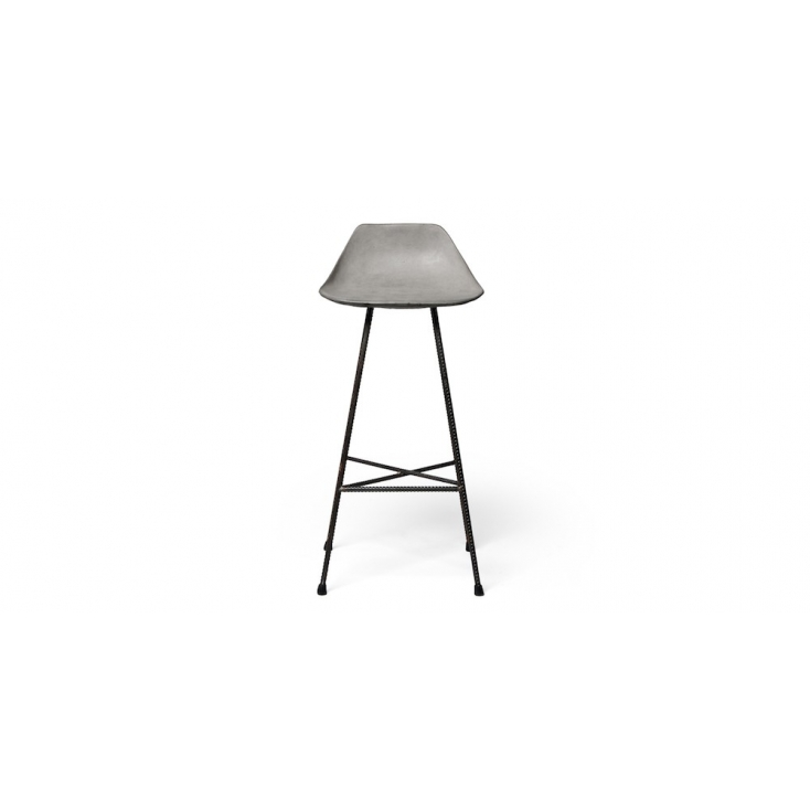 Concrete Bar Stool Vintage Bar Stools £ 449.00 Store UK, US, EU, AE,BE,CA,DK,FR,DE,IE,IT,MT,NL,NO,ES,SE