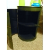 Army Bedside Table