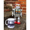 Retro Spaceman Robot Retro Ornaments Smithers of Stamford £ 48.00 Store UK, US, EU, AE,BE,CA,DK,FR,DE,IE,IT,MT,NL,NO,ES,SE