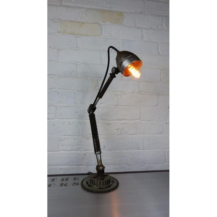 Bike Desk Lamp