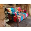 Patchwork Sofa Smithers Archives Smithers of Stamford £ 535.00 Store UK, US, EU