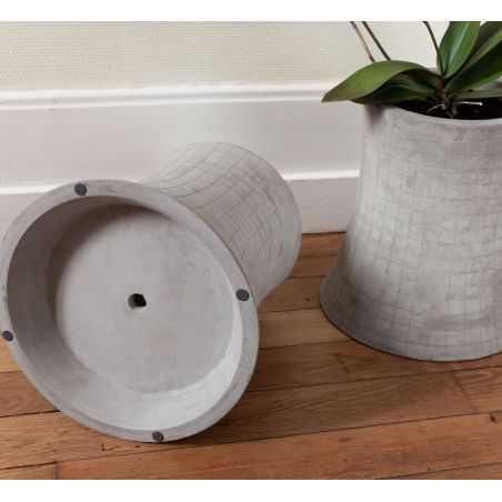 Concrete Planter Artificial Trees & Plants Smithers of Stamford £ 70.00 Store UK, US, EU, AE,BE,CA,DK,FR,DE,IE,IT,MT,NL,NO,ES,SE