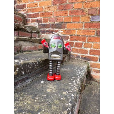 Thunder RoBot Christmas Gifts Smithers of Stamford £ 100.00 Store UK, US, EU