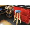 Denim Breakfast Bar Stool