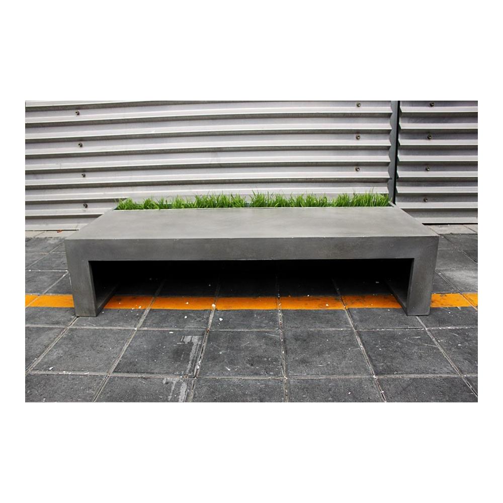 Concrete Planter Table