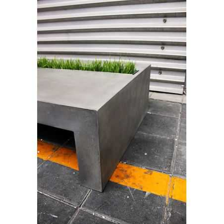 Concrete Planter Table Smithers Archives  £ 649.00 Store UK, US, EU, AE,BE,CA,DK,FR,DE,IE,IT,MT,NL,NO,ES,SE
