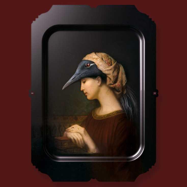 Alma The Bird Lady Home  £ 85.00 Store UK, US, EU, AE,BE,CA,DK,FR,DE,IE,IT,MT,NL,NO,ES,SE