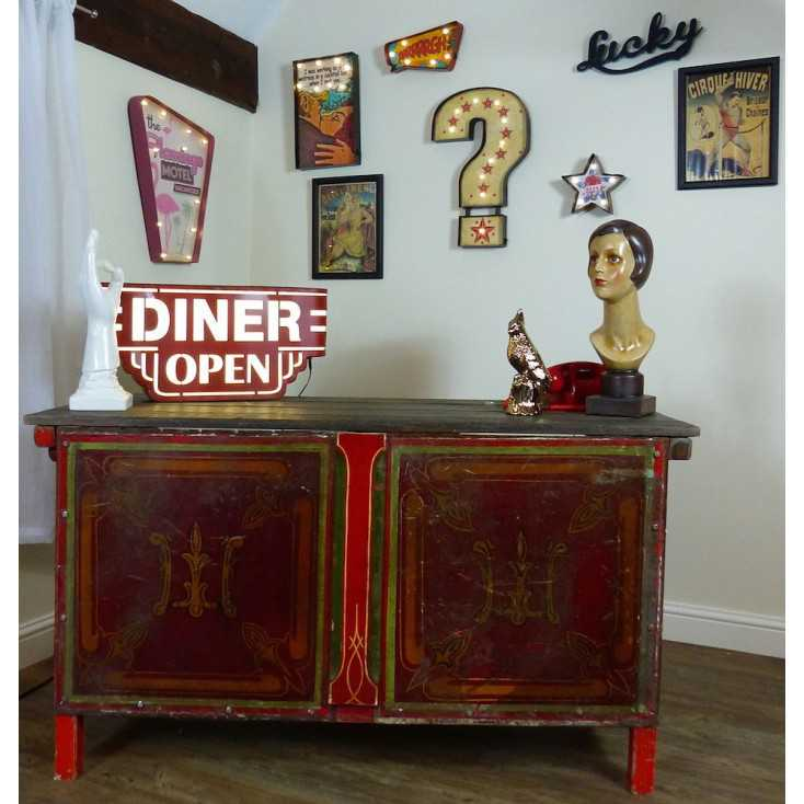 Fairground Sideboard Cabinets & Sideboards Smithers of Stamford £ 2,300.00 Store UK, US, EU, AE,BE,CA,DK,FR,DE,IE,IT,MT,NL,NO...