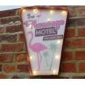 Flamingo Hotel Sign