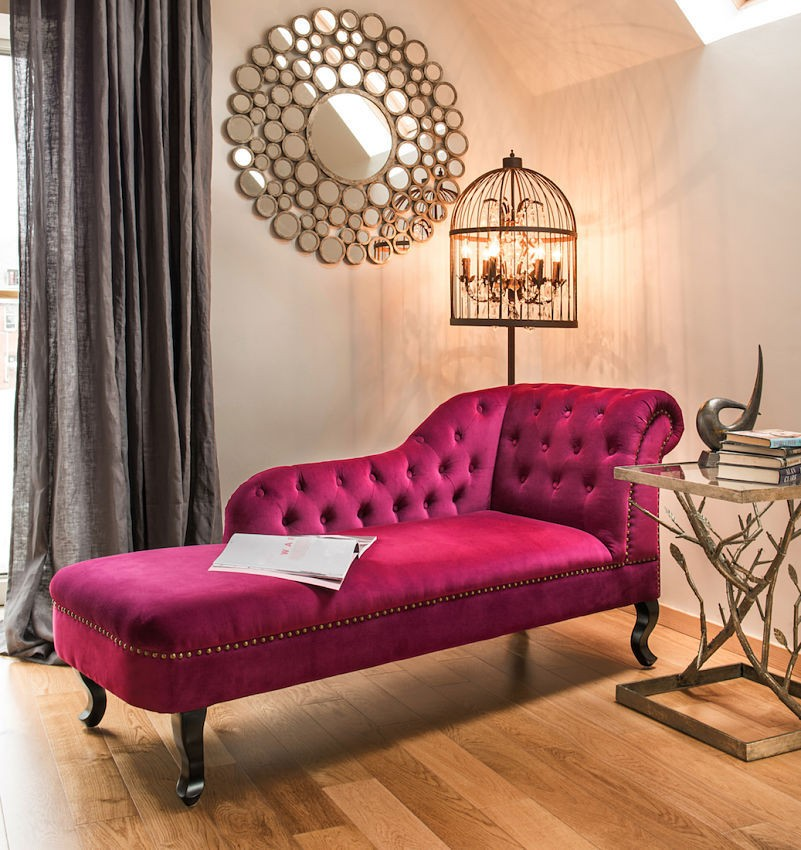 see what the celebrities use for vintage furniture in