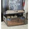 New York Loft Trunk coffee Table