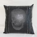 Skull Cushion