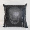 Skull Cushion Cushions Smithers of Stamford £ 23.00 Store UK, US, EU, AE,BE,CA,DK,FR,DE,IE,IT,MT,NL,NO,ES,SE