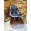 Devalle Button Chair Chairs Smithers of Stamford £ 178.00 Store UK, US, EU, AE,BE,CA,DK,FR,DE,IE,IT,MT,NL,NO,ES,SE