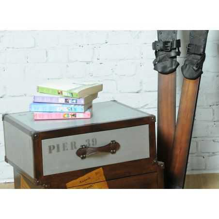 Time Traveller Chest Home Smithers of Stamford £ 380.00 Store UK, US, EU, AE,BE,CA,DK,FR,DE,IE,IT,MT,NL,NO,ES,SE